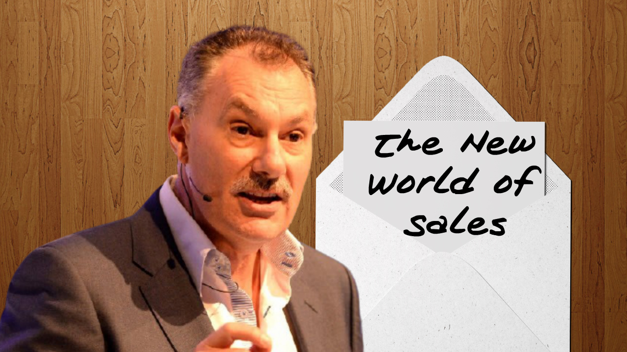 new world of sales
