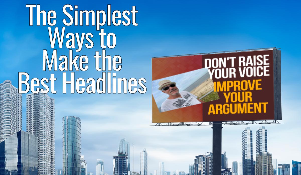 Create headlines